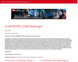 LAB Innovations with Technology (LIT)