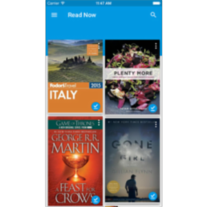 Google Play Books App for iOS icon