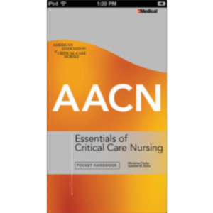 AACN Essentials of Critical-Care Nursing Pocket Handbook App for iOS icon