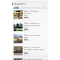Museums Mobile App for Windows Phone icon