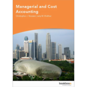 Managerial and Cost Accounting icon