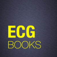 ECG Books - Abnormality Database of ECG (EKG) Cases of Atrial Fibrillation, PAC, PVC, RBBB and Pulmonary Heart Disease icon