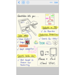 GoodNotes 4 - Notes & PDF App for iOS icon