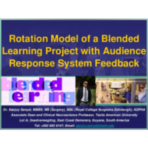 Rotation Model Blended Learning Project-ARS Feedback icon