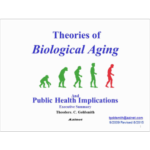 Theories of  Biological Aging and Implications for Public Health icon