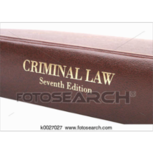 Introduction to Criminal Law icon
