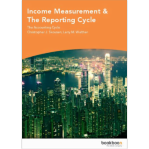 Income Measurement & The Reporting Cycle The Accounting Cycle icon