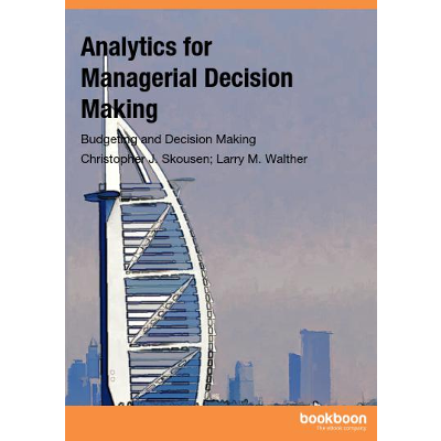 Analytics for Managerial Decision Making: Budgeting and Decision Making icon