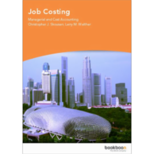 Job Costing Managerial and Cost Accounting icon