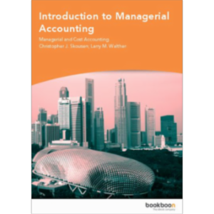 Introduction to Managerial Accounting Managerial and Cost Accounting icon