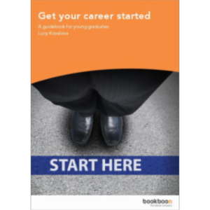 Get your career started A guidebook for young graduates icon