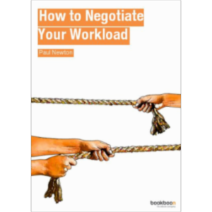 How to Negotiate Your Workload icon