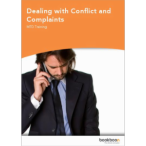 Dealing with Conflict and Complaints icon