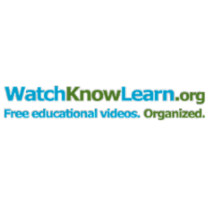 Watch Know Learn:  K-12 Educational Videos Organized by Subject and Grade Level