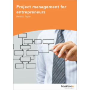 Project management for entrepreneurs icon