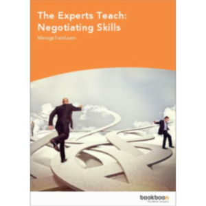 The Experts Teach: Negotiating Skills icon