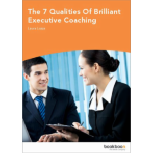 The 7 Qualities Of Brilliant Executive Coaching icon