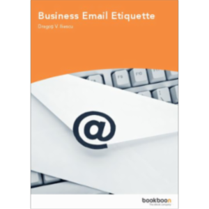 Business Email Etiquette icon