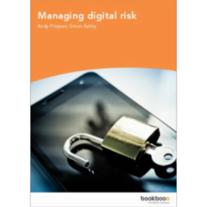 Managing digital risk icon