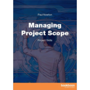 Managing Project Scope - Project Skills icon