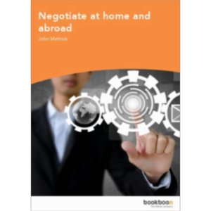 Negotiate at home and abroad icon