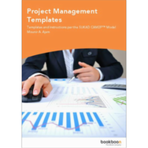 Project Management Templates - Templates and Instructions per the SUKAD CAM2P™ Model icon