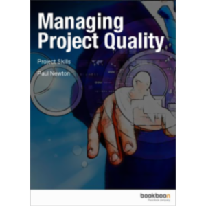 Managing Project Quality - Project Skills icon