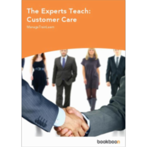The Experts Teach: Customer Care icon