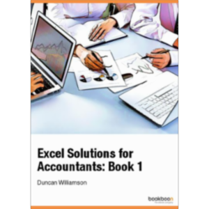 Excel Solutions for Accountants: Book 1 icon