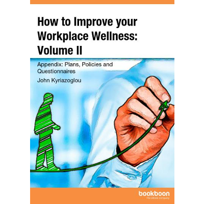 How to Improve your Workplace Wellness: Volume II Appendix: Plans, Policies and Questionnaires icon
