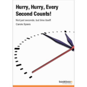 Hurry, Hurry, Every Second Counts! Not just seconds, but time itself!