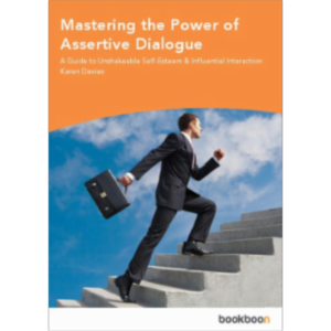 Mastering the Power of Assertive Dialogue A Guide to Unshakeable Self-Esteem & Influential Interaction icon