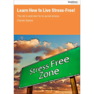 Learn How to Live Stress-Free! The do's and don'ts to avoid stress icon