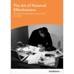 The Art of Personal Effectiveness 500 quotes on making the most of yourself icon