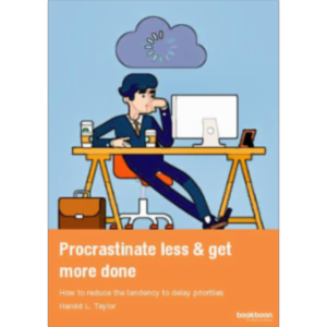Procrastinate less & get more done - How to reduce the tendency to delay priorities icon