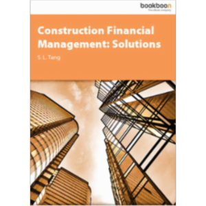 Construction Financial Management: Solutions icon