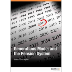 Generations Model and the Pension System icon