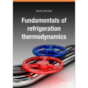 Fundamentals of refrigeration thermodynamics icon