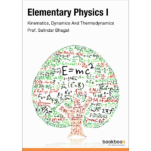 Elementary Physics I: Kinematics, Dynamics And Thermodynamics icon