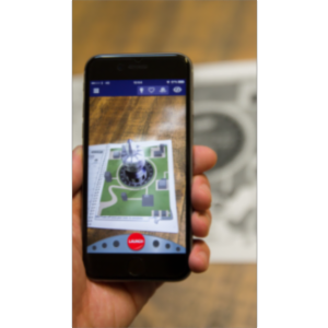 Review: Augmented Reality Zappar App for iOS