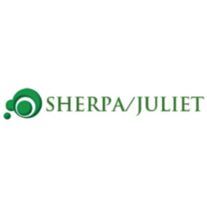 SHERPA/JULIET:  Research Funders' Open Access Policies icon