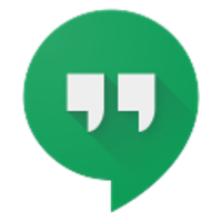 Google Hangouts for Office hours and Meetings icon