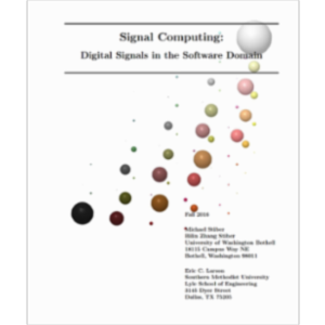 Signal Computing: Digital Signals in the Software Domain icon