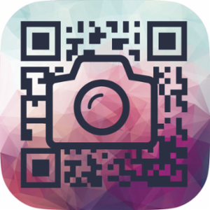 Cloud QR Scanner - Kids friendly QR reader App for iOS icon