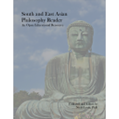 Introduction to South and East Asian Philosopher Reader: An Open Educational Resource icon