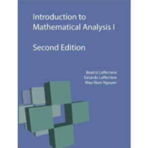 Introduction to Mathematical Analysis I icon