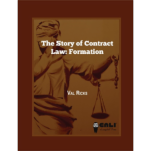 The Story of Contract Law: Formation icon