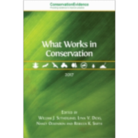 What Works in Conservation 2017 icon