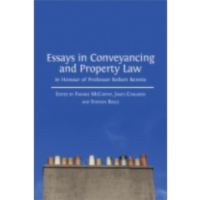 Essays in Conveyancing and Property Law in Honour of Professor Robert Rennie icon