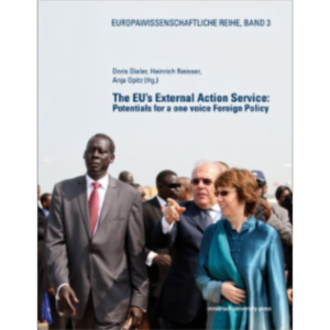 The EU's External Action Service: Potentials for a one voice Foreign Policy icon